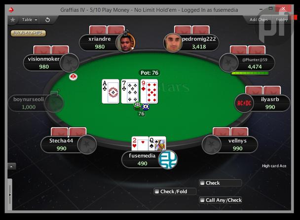 pokerstars eu client
