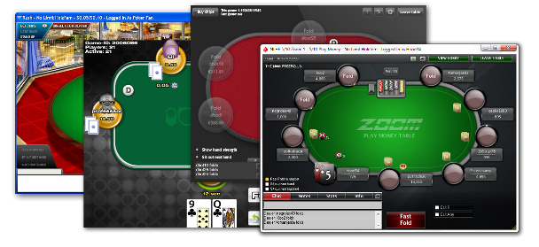 Multiple sites now offer fast fold poker.
