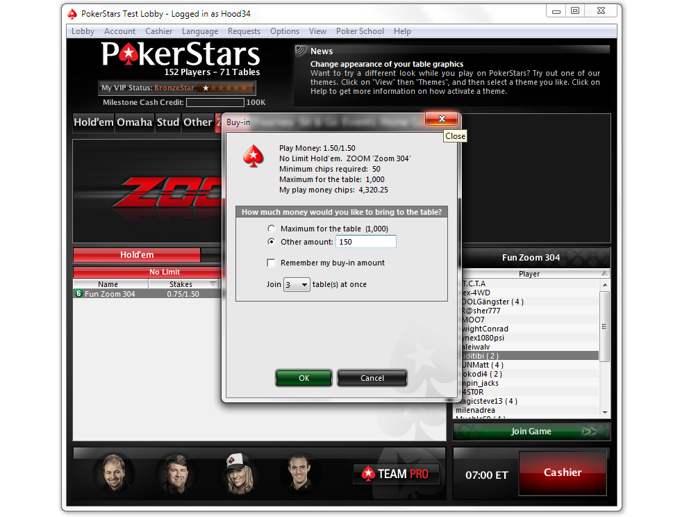 pokerstars free download