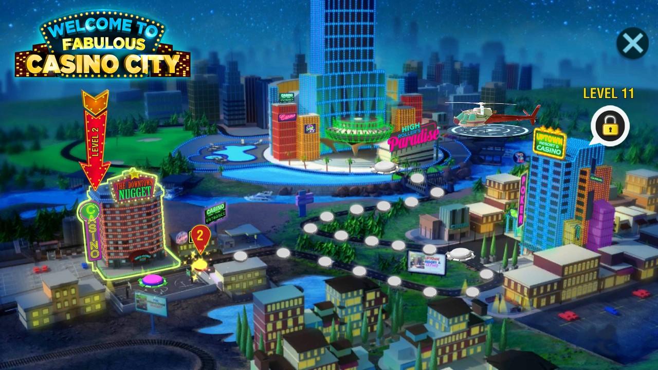 игровой город казино