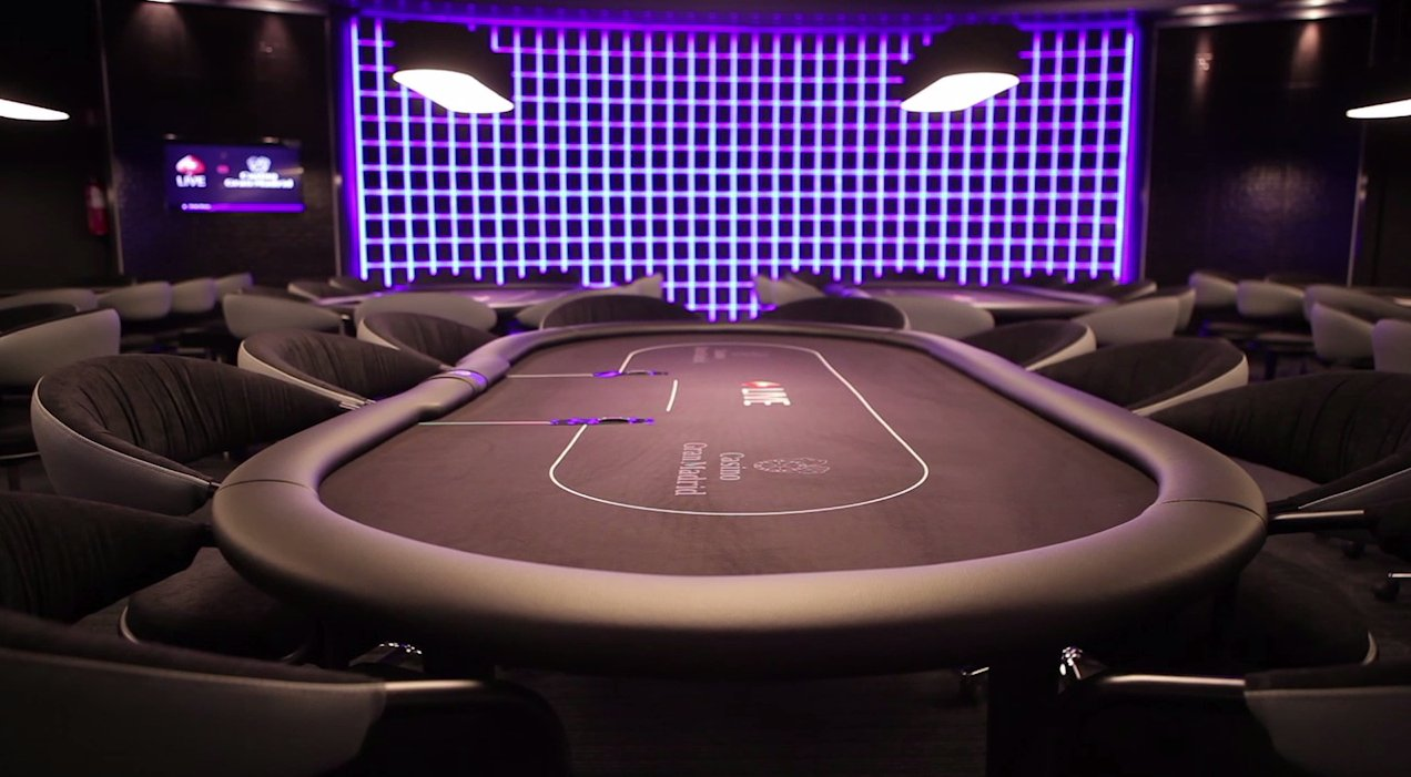 Pokerstars 39 Offline Vision Pictures From Inside Pokerstars Live In Madrid