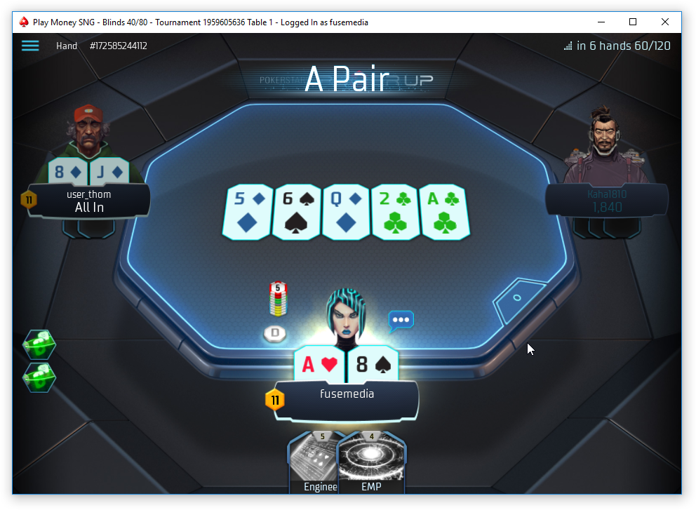Power Up: Thoughts and Analysis of PokerStars' All New Real Money