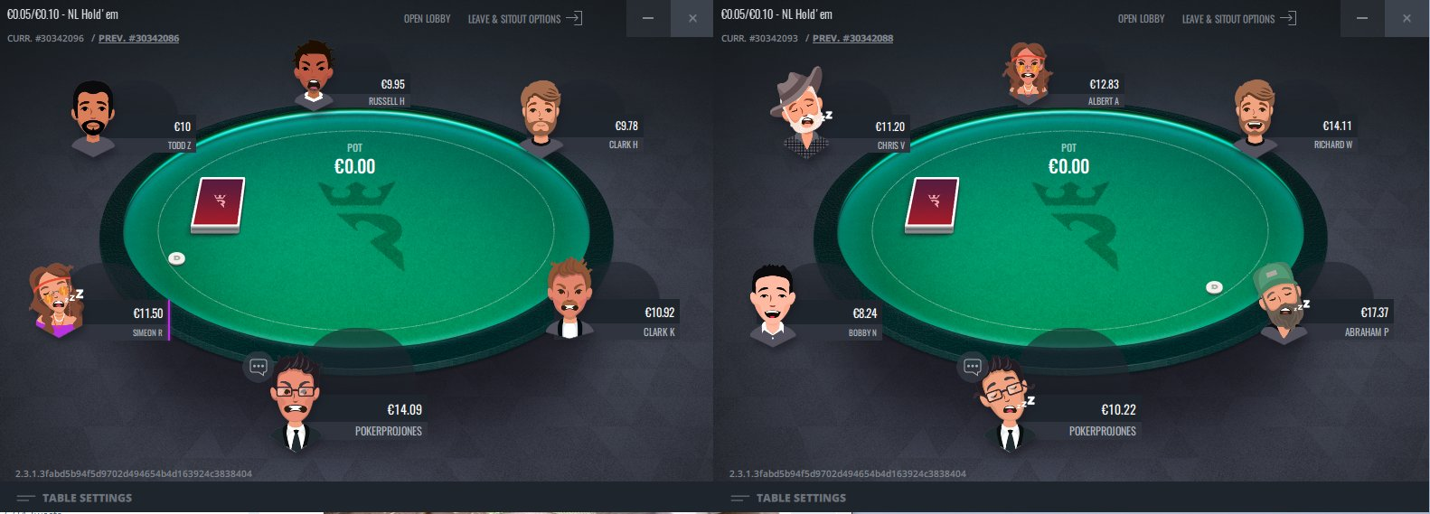 Run It Once Poker онлайн
