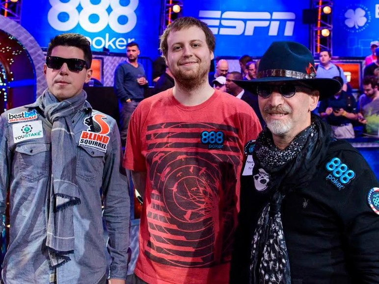 The World Series of Poker Main Event has played down to the final three players, one of which will win the title of 2015 World Series of Poker Main Event…