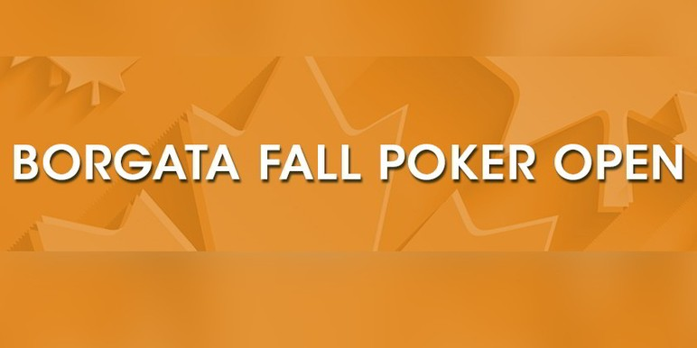 The Borgata Fall Poker Open is currently underway, running until November 23 at the Borgata Hotel, Casino & Spa in Atlantic City, New Jersey.