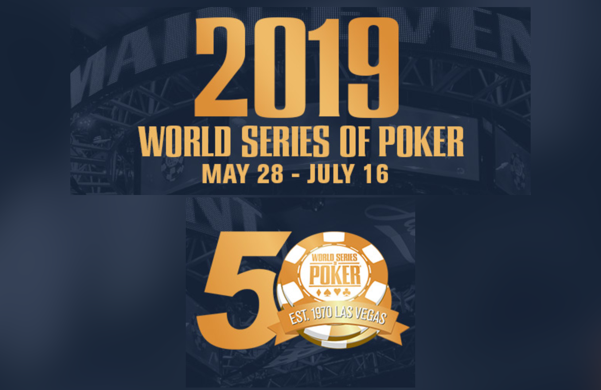 WSOP 2019: More New Events, Bigger Starting Stacks, and