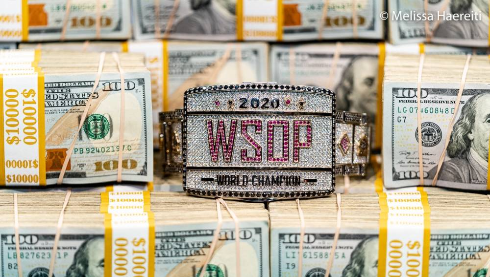 WSOP 2021: World Series of Poker Plans Full Live Schedule in the Rio This Fall