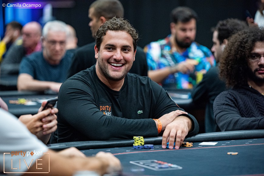 Why Joao Simao is Excited to Play the WPT World Online Championships on partypoker