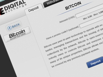 acr bitcoin depozit