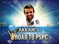 "PokerStars Ambassador André Akkari is the face of a new promotion ""Akkari's Road to PSPC."" A Platinum Pass will be given away to special event on the Brazilian Series of Poker (BSOP) tour."