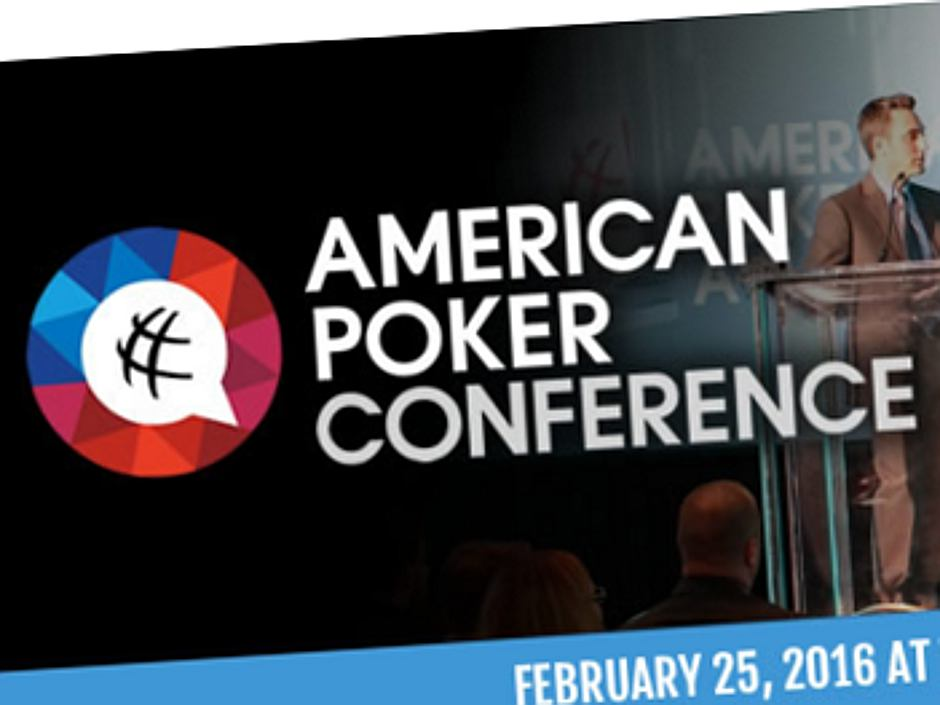 In conjunction with the festivities surrounding the 2nd annual American Poker Awards—which also include the draft for the Global Poker League—Alex Dreyfus and Mediarex are hosting the second edition of the American Poker Conference.