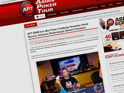 Damon Shulenberger details the 49 hours leading to his victory in the historic 2013 APT-RWM Iron Man Poker Challenge.
