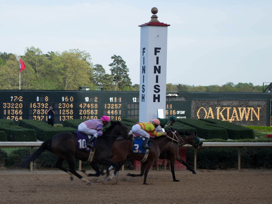 This weekend presents the last chance to accumulate enough points towards entering the starting gate in the 2018 Kentucky Derby.  Saturday's 11th race at…
