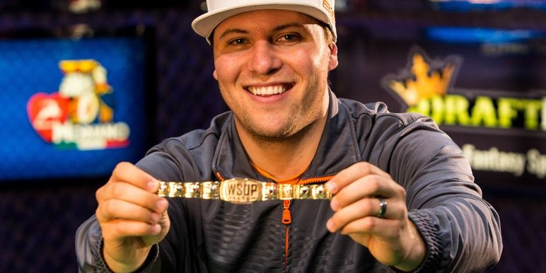 The 2015 WSOP has got off to a traditional start with the winner of event #1, for Casino Emlpoyees  being won by Brendon Barnette, a poker supervisor at the Pechanga Casino in California.