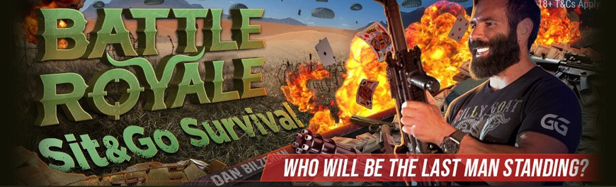 Exclusive: Poker Meets Fortnite in GGPoker's Unique Battle Royale Sit and Go Survival Game