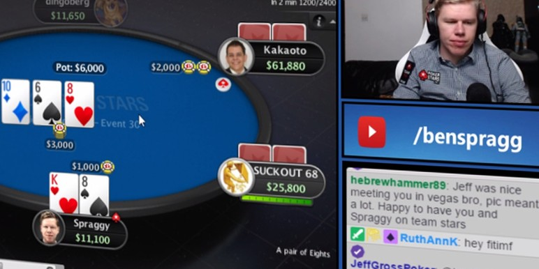 The use of live streaming as a method to promote poker continues to grow unabated. PokerStars added two new members to its Team Online last week, and earlier…