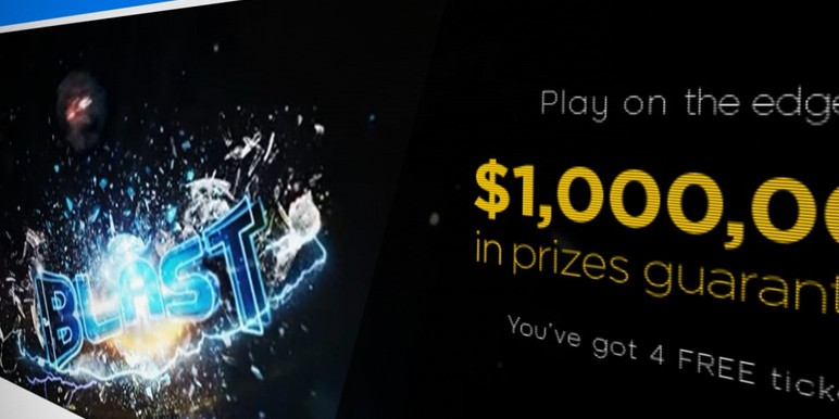 888poker has officially launched its take on the lottery sit and go game, titled BLAST, and is pulling out all the stops with a major new promotional push that…