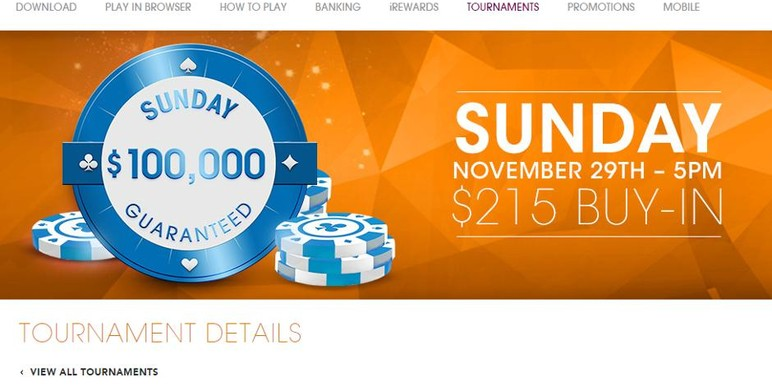 There will be lots to get excited about this November over at Borgata Poker.