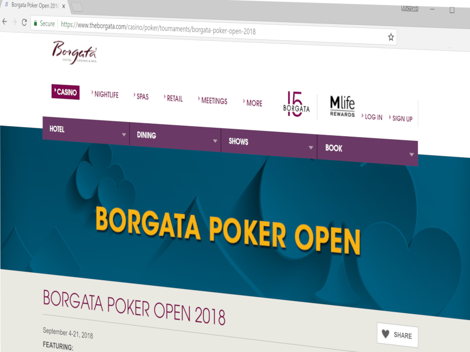 Borgata's flagship series, the Borgata Poker Open returns for its September edition, and this time over $6.5 million will be given away making it one of…