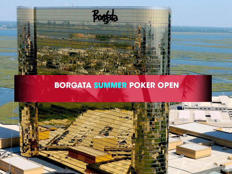 The Borgata Summer Poker Open Championship kicks off on Sunday with its first of two starting flights. Day 1A starts at 11 AM local time on Sunday. The $1…