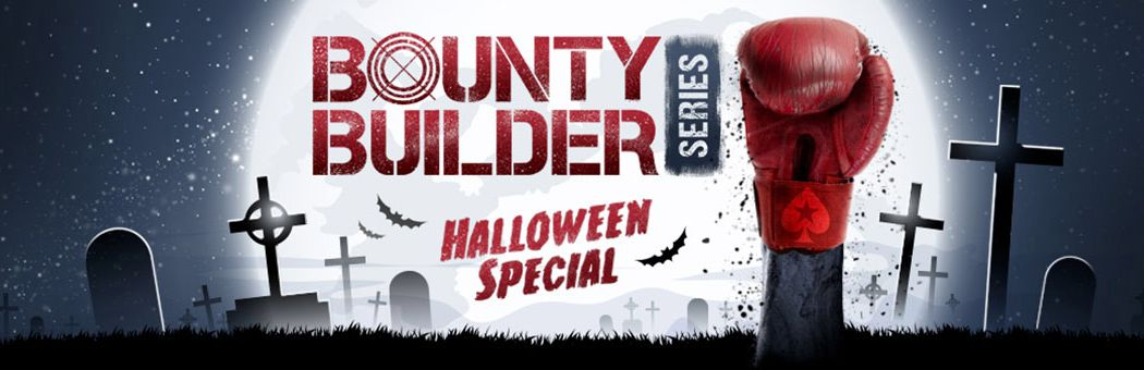 The Halloween-themed Bounty Builder series will offer 140 knockout events with a total of $25 million guaranteed.