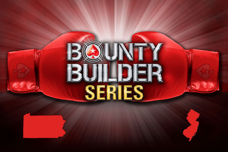 Bounty Builder Series Makes its Way to PokerStars PA and NJ