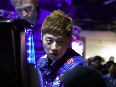 South Korean Pro Gamer South Korean Starcraft Player