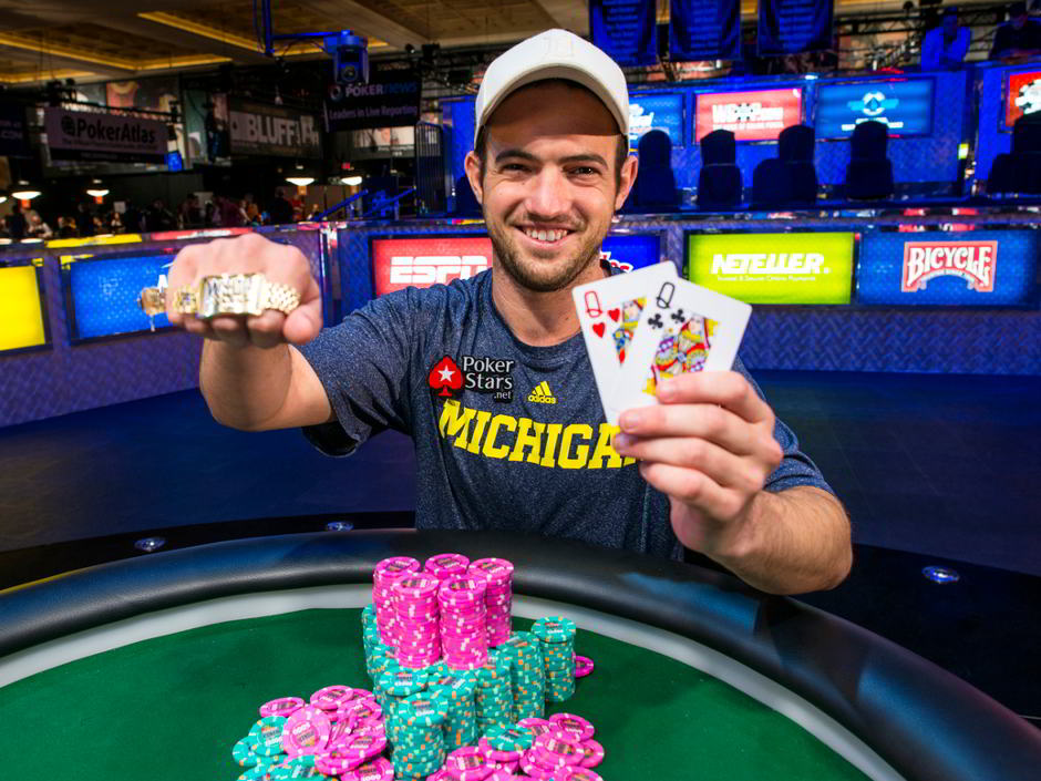 The run of first time bracelet winners came to an end in Event #31 as Brett Shaffer added a second bracelet to his collection. His first…