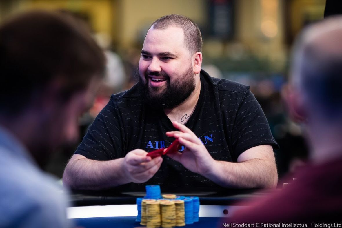 The $100,000 buy-in Super High Roller event at the PokerStars Caribbean Adventure (PCA) has built a prize pool of almost $6 million, making it the second…