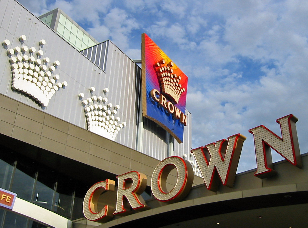 How To Get To Crown Casino