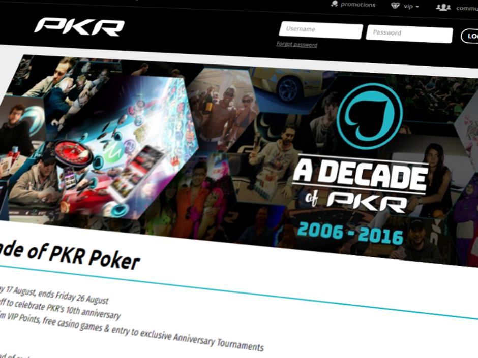 PokerStars is reimbursing all players who lost money following the closure of online poker room PKR, PRO can reveal.