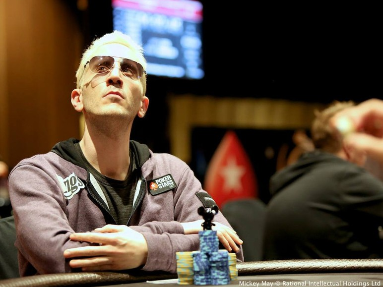 Bertrand Grospellier, better known as ElkY, has parted ways with PokerStars, according to a source familiar with the situation.
