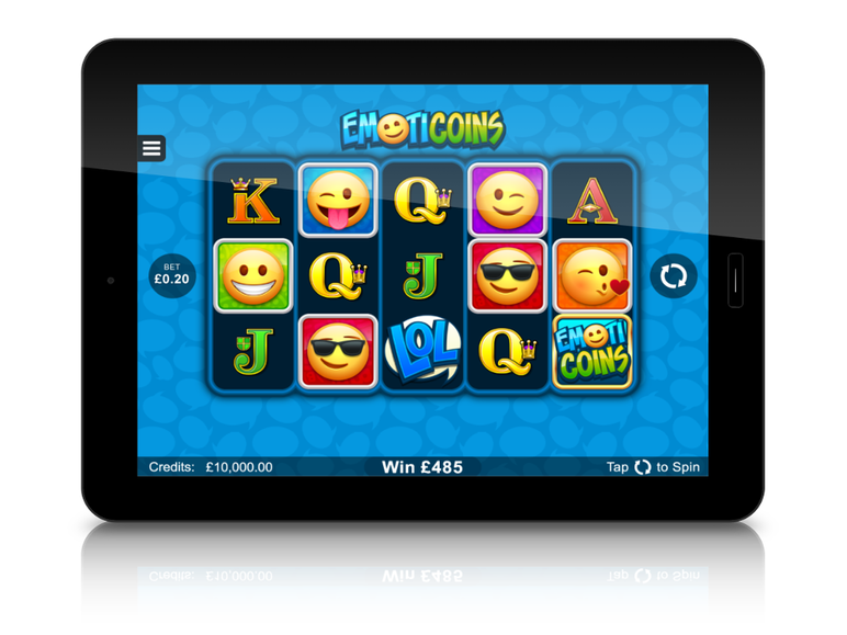 A new online slot recently released by popular online gaming software developer Microgaming uses wildly popular emoticons to draw the attention of online slot…