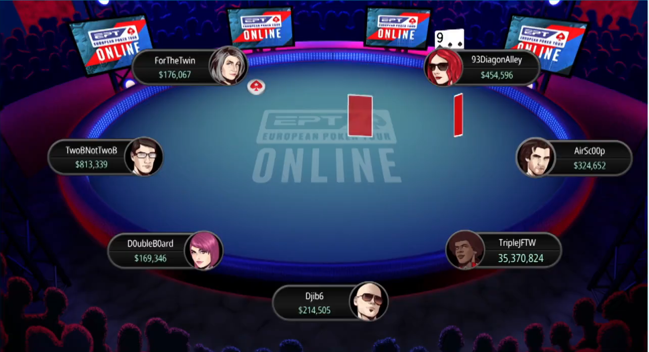 Pokerstars Moves The Ept Online Pokerfuse