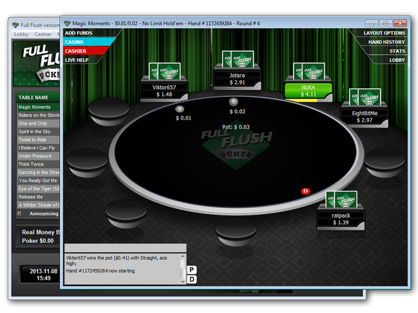 Best poker real money sites
