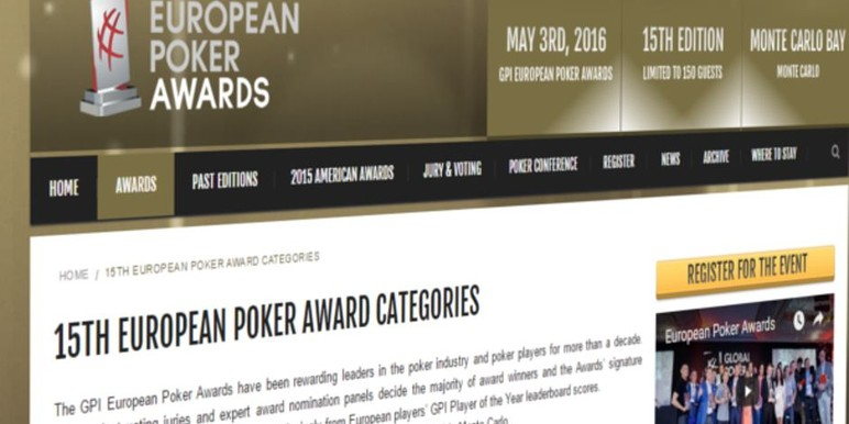 For the past 14 years, the European Poker Awards has been a way that the poker industry has been recognizing its players and leaders. This year is no different…