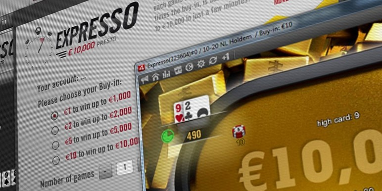 "French online poker leader Winamax will soon deal its 100 millionth ""Expresso"" tournament, the original smash-hit lottery sit and go that upended the online poker industry when it launched three and a half years ago."