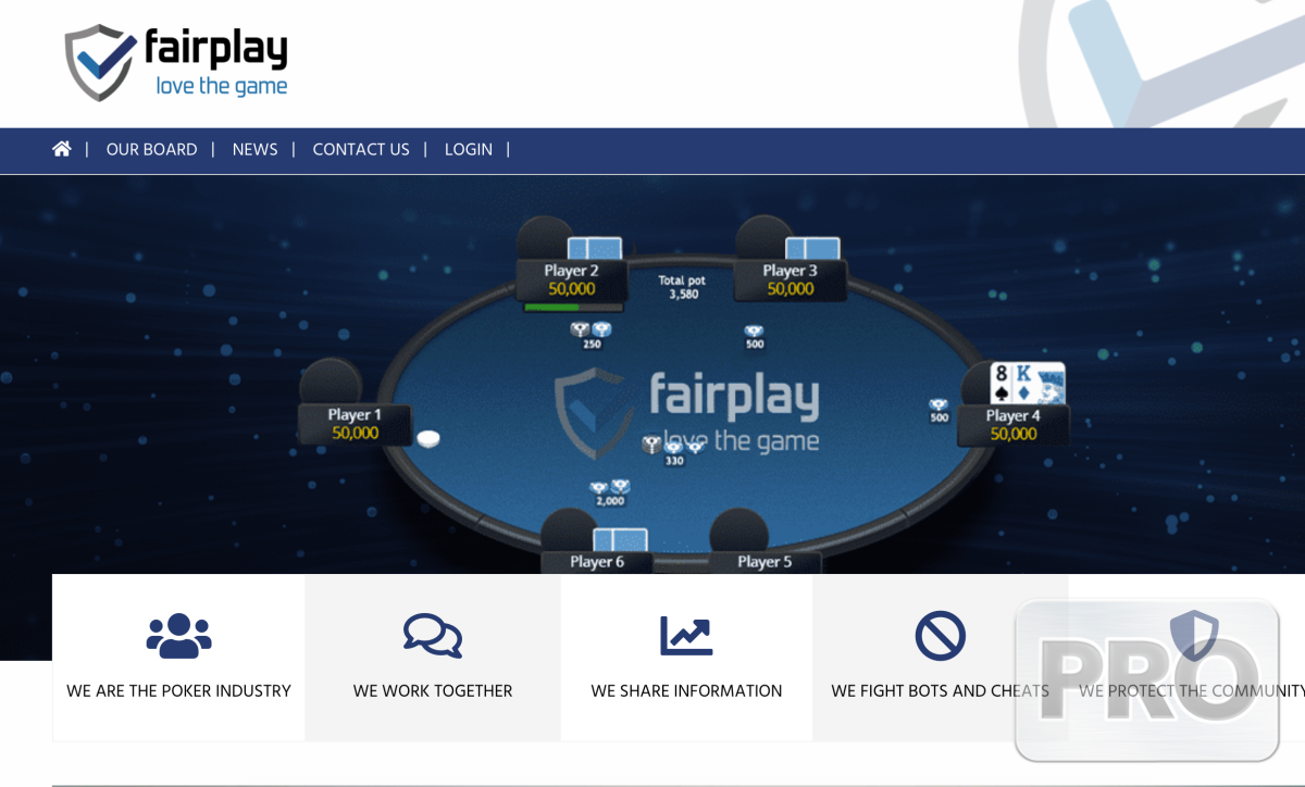 Fairplay has launched with Dusk Till Dawn and partypoker as its first members, according to the site.