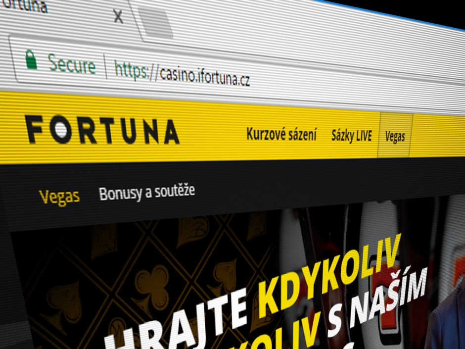 Online casino Fortuna has gone live for real money games in the Czech Republic, complementing its existing licensed sportsbook.