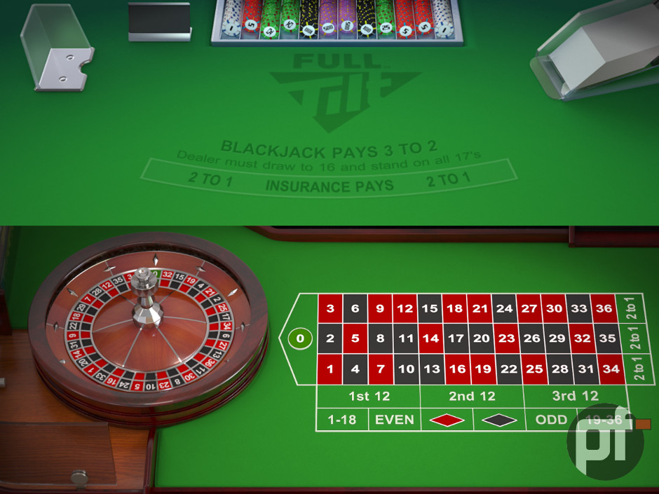 "Images and sound assets pushed out to poker customers suggest Full Tilt is readying launch of ""Full Tilt Gaming."""