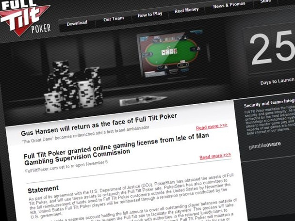 Full Tilt Poker revamps their loyality program