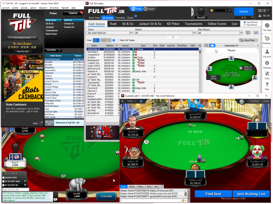 The Full Tilt Poker Strategy Guide: Tournament Edition ...