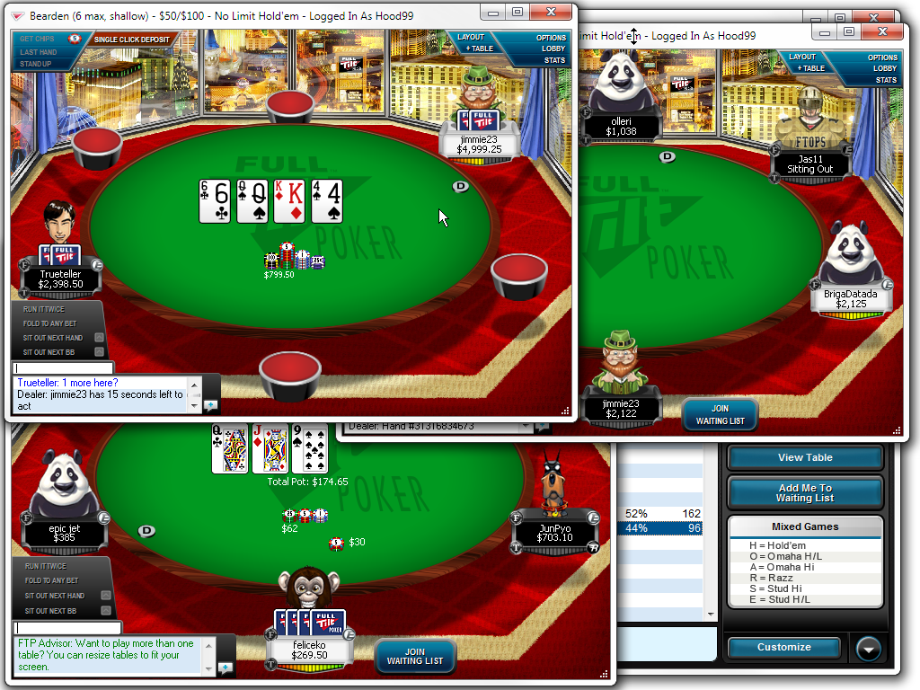 Full tilt poker latest news how to win online roulette tips