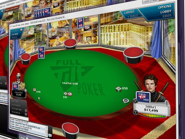 Thousands return to the Full Tilt Poker tables on first day of relaunch.