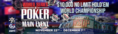 Hybrid WSOP Main Event on GGPoker Generates $6.4 Million in Prize Money