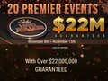 GGPoker Joins High Stakes Fest with $22 Million Guaranteed High Rollers Week Tournament Series