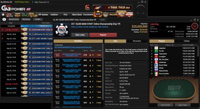 Les événements de bracelet en ligne WSOP 2021 sur GGPoker ont généré près de 54 millions de dollars de prix à ce jour