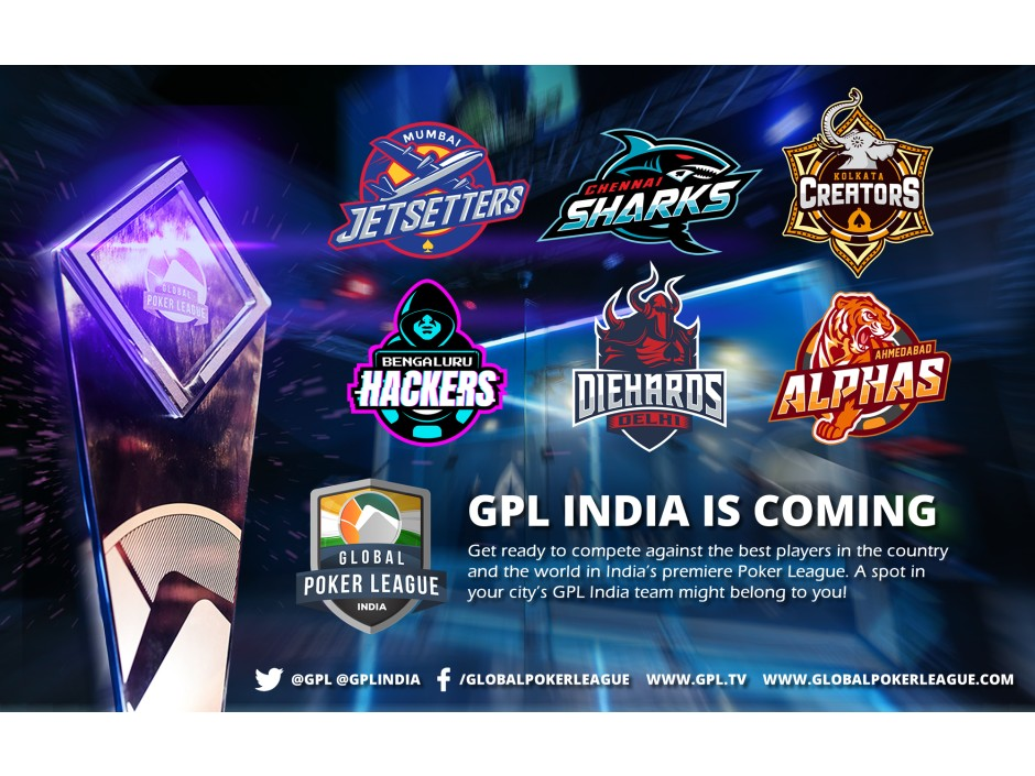 "Teams from Delhi, Mumbai, Bangalore, Chennai, Kolkata and Ahmedabad will have a mix of GPI pro players as well as ""grassroots"" qualifiers."