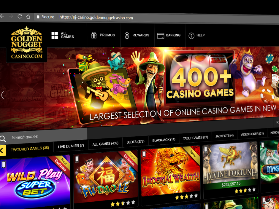 iGaming in New Jersey generated more than $20 million for the fifth consecutive month. Golden Nugget set another new record for online casino game revenue.