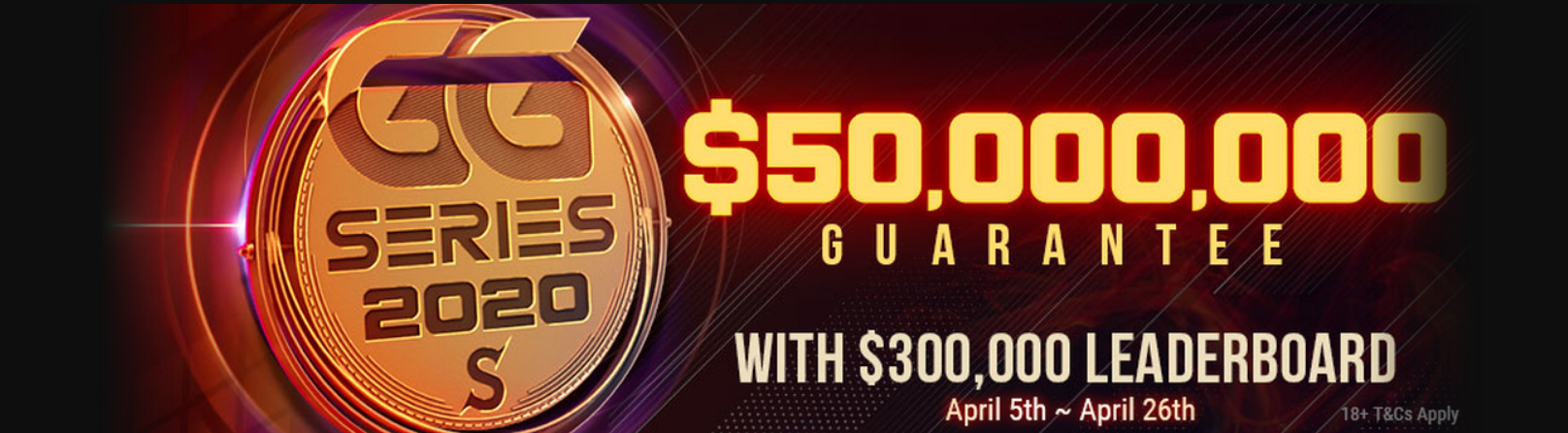 GGPoker's Good Game Series Guarantees an Ambitious $50 Million in Prize Money